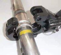 如何使用声测管检测仪器